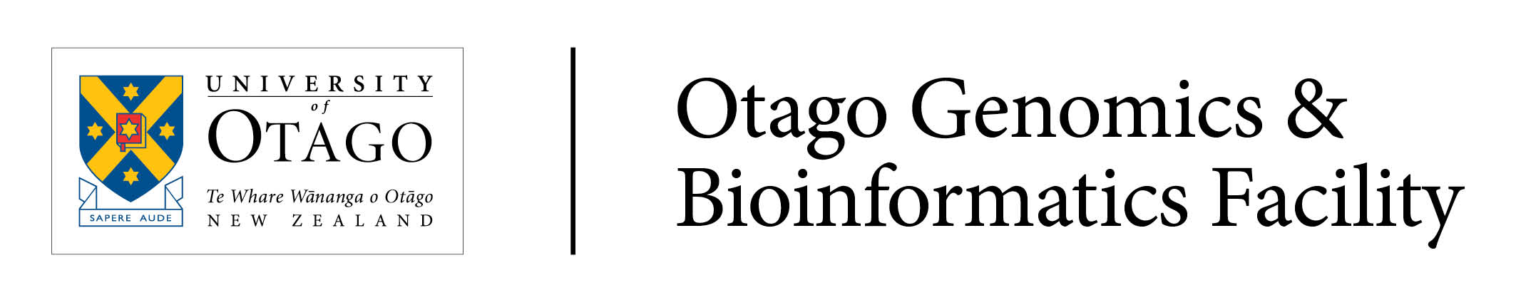 Otago Genomics & Bioinformatics Facility, University of Otago